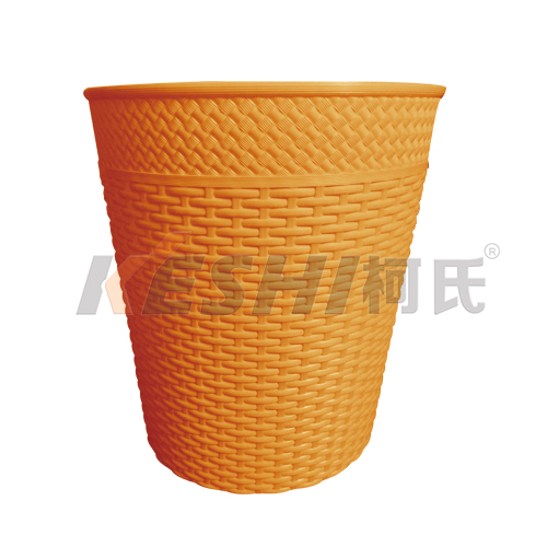 Daily Use Dustbin Mould KESHI 008