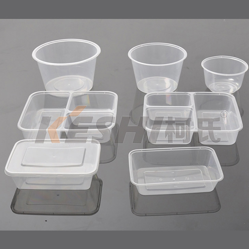 Thinwall Container Mould KESHI 008