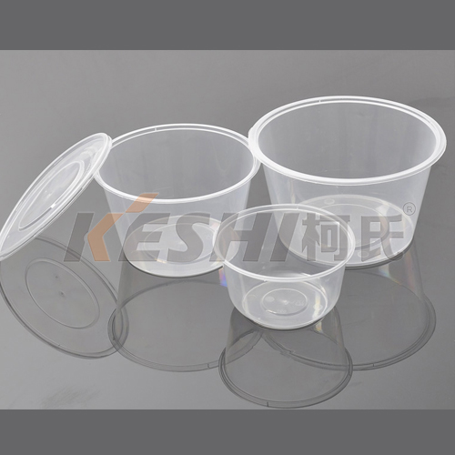 Thinwall Container Mould KESHI 010